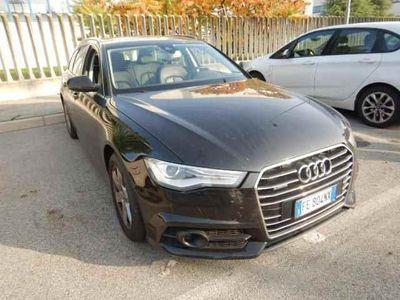 usata Audi A6 Avant 2.0 TDI 190CV quattro S tronic Business Plus
