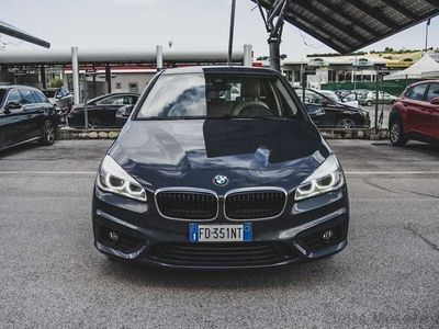 usata BMW 216 Serie 2 Active Tourer Serie 2 F45 2014 Active Tourer d act.tourer Advantage my15