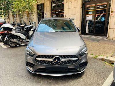 usata Mercedes B180 d Automatic Premium pack AMG NUOVA
