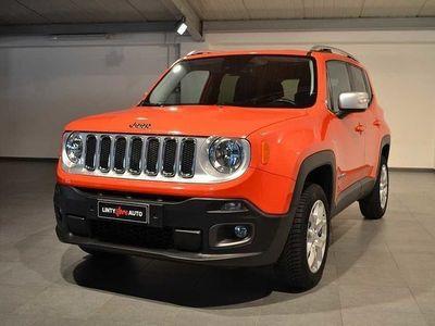 usata Jeep Renegade 2.0 Mjt 140CV 4WD Active Drive Limited