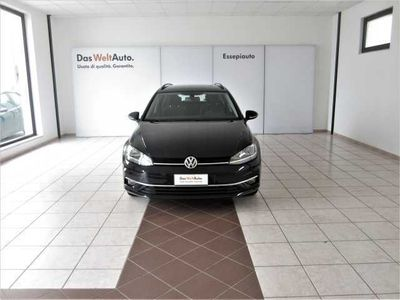 brugt VW Golf 7ª serie Variant 1.6 TDI 110 CV Business BlueMotio