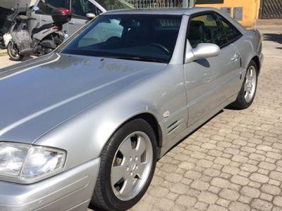 usata Mercedes SL320 cabrio benzina