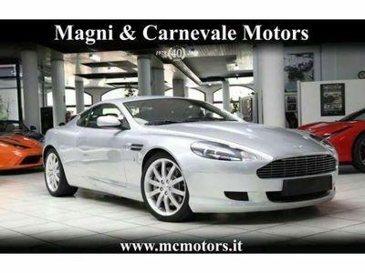 usata Aston Martin DB9 TOUCHTRONIC|NAVIGATORE|CLIMA|CRONOSERVICE COMPLETA Sesto San Giovanni