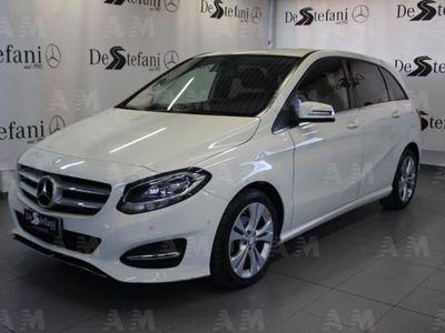 usata Mercedes B160 - T246 Dieseld (cdi) Sport