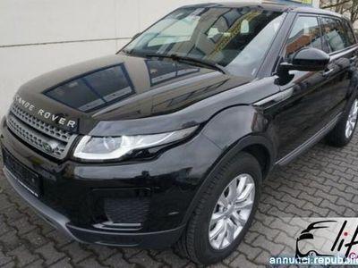 brugt Land Rover Range Rover 2.0 TD4 150 CV 5p. SE aut. kamera/led/pelle/navi Roma
