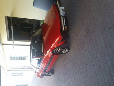 usata Fiat X 1/9 2ª serie - 1989