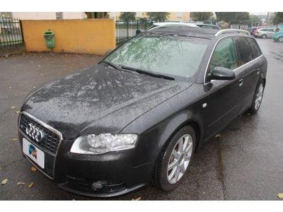 usata Audi A4 A4Avant S line