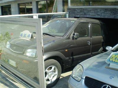 usata Daihatsu Terios 1.3i 16v Cat 4wd Sx Full Optional Garantita Usato