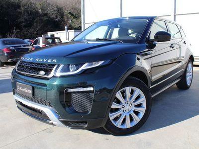 usata Land Rover Range Rover evoque Evoque 2.0 td4 SE Dynamic 180cv 5p auto