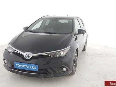 usata Toyota Auris Hybrid 2ª serie 1.8 Hybrid Active