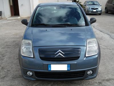 usata Citroën C2 Due Volumi Diesel