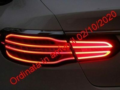 usata Mercedes GLE500 4Matic Coupé Sport