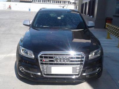 gebraucht Audi SQ5 v6 tdi biturbo quattro tiptronic