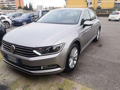 usata VW Passat 2.0 TDI DSG Business 150cv km/0 uff italia 2017