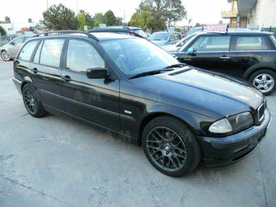 usata BMW 320 Serie 3 Touring d turbodiesel cat usato