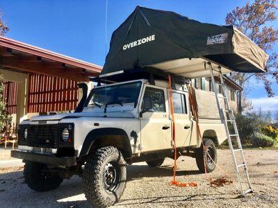 brugt Land Rover Defender 130 td5 2002