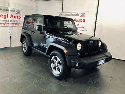 used Jeep Wrangler Unlimited 2.8 CRD DPF Rubicon Auto