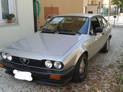 usado Alfa Romeo Alfetta GT/GTV - 1982