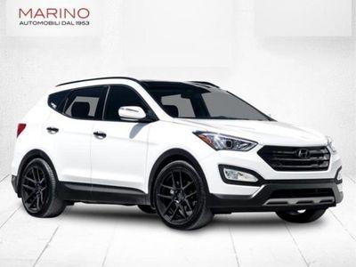 brugt Hyundai Santa Fe 3ª serie 2.2 CRDi 4WD A/T XPos