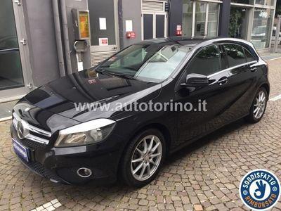 brugt Mercedes A180 CLASSE Acdi Dark Night edition E6