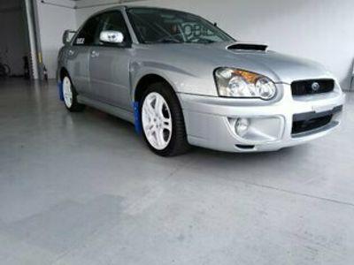usata Subaru Impreza wrx