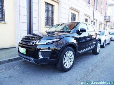 brugt Land Rover Range Rover evoque 2.0 TD4 5p. SE Dynamic