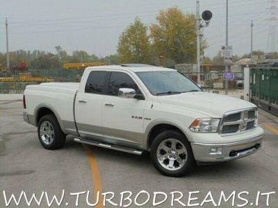 usata Dodge Ram 5.7 v8 1500 hemi laramie gpl 4x4 full pelle tetto