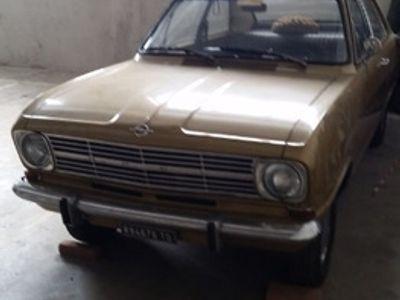 usata Opel Kadett E - Anni 70