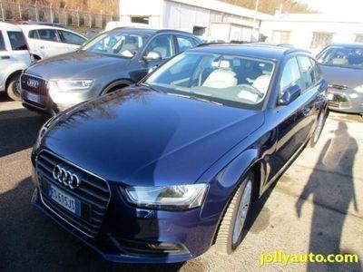 usata Audi A4 Avant 2.0 TDI 177CV Business Plus