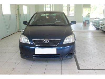 brugt Toyota Corolla Usata Diesel Cassino