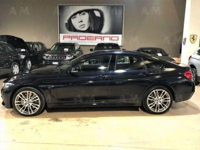 usata BMW 435 Serie 4 Gran Coupé d xDrive Msport usato