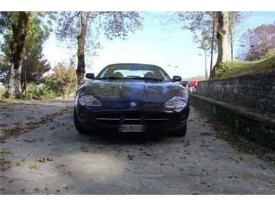 usata Jaguar XK8 1996 iscritta ASI