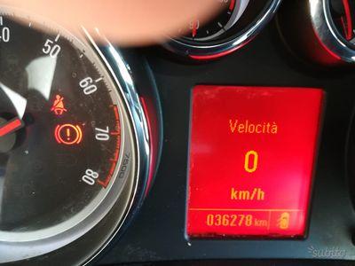 usata Opel Zafira Tourer turbo 150cv metano