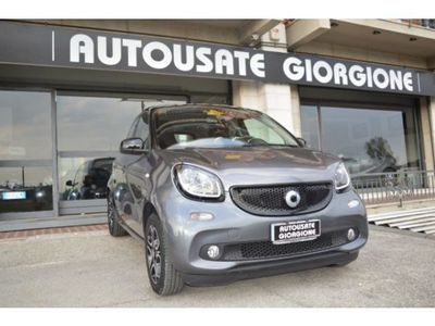 usata Smart ForFour forfour 90 0.9 Turbo twinamic Prime90 0.9 Turbo twinamic Prime