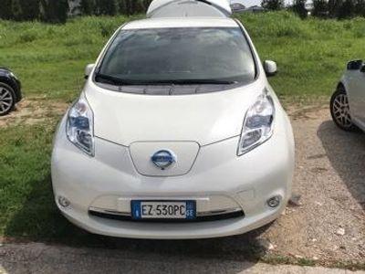 usata Nissan Leaf Elettrico Sincrono Trifase Tekna 24kw-6,6