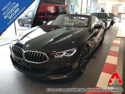 używany BMW M850 Serie 8xDrive Cabrio
