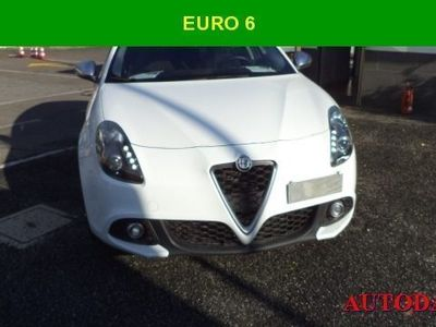gebraucht Alfa Romeo Alfa 6 Giulietta 1.6 JTDm 120 CV Super diesel euro