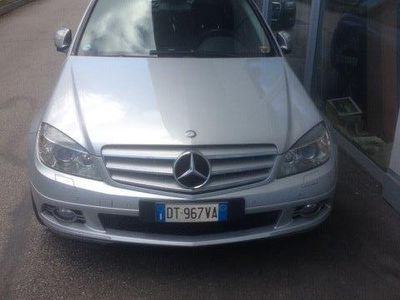 usata Mercedes C220 CDI S.W. Avantg.