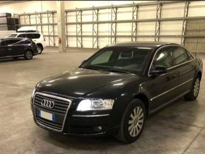 usata Audi A8L W12 6.0 quattro tiptronic BLINDATA