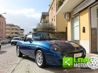 käytetty Fiat Barchetta 1.8 Riviera Uniproprietariio