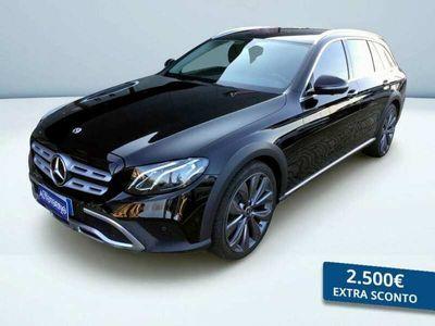 usata Mercedes 220 CLASSE E ALL-TERRAIN E SW All-Terraind Sport 4matic auto