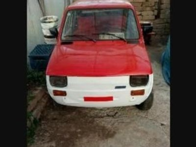 second-hand Fiat 126 - 1991