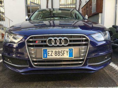 usata Audi S4 Avant 3.0 TFSI quattro S tronic DA VETRINA!