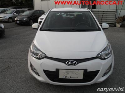 brugt Hyundai i20 1.2 5p. Sound Edition