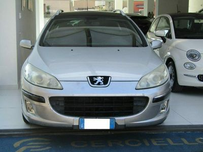 used Peugeot 407 2.0 HDi aut. SW Sport Pack Tecno