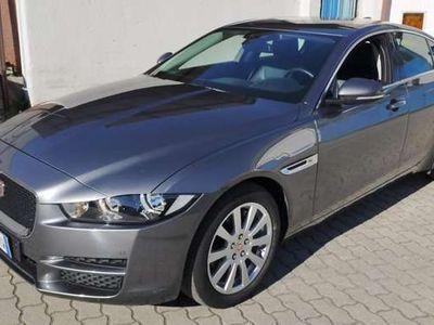 usata Jaguar XE 2.0 D 180 CV AWD aut. Prestige 4x4 AWD I4 MY18