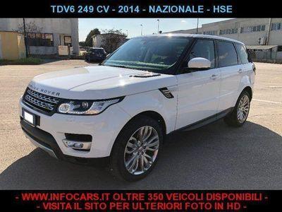 usata Land Rover Range Rover Sport 3.0 TDV6 249 CV HSE OTTIME CONDIZIONI