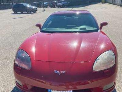 usata Corvette C6 Convertible 6.0 V8