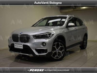 usata BMW X1 sDrive18d xLine del 2017 usata a Granarolo dell'Emilia