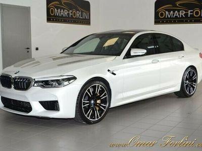 usata BMW M5 DKG FRENI CARBO RADAR CARBON SCARICHI SOSP.ATTIVE!